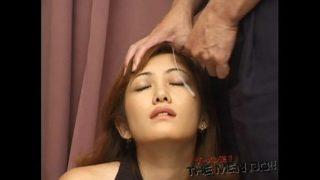 Oriental bukkake uncensored