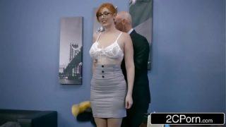 Lauren Phillips Gets Pounded